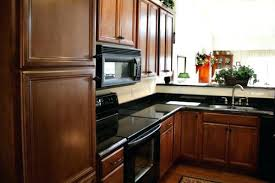 staining oak kitchen cabinets darker dark stain maple restaining