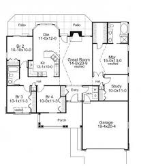 Ranch Home Plans 26 Best Ranch Floor Plans Images On Pinterest Ranch Floor Plans