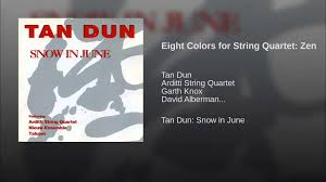 eight colors for string quartet zen youtube