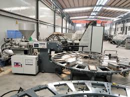 making a rotary table rotary table injection molding machine tpu sole making machine