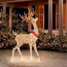 outdoor deer decorations the best deer 2017