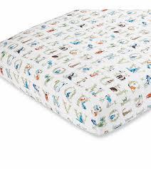 Muslin Crib Bedding Aden Anais Classic Crib Sheet Paper Tales