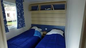 chambres d h es manche location mobil home 2 chambres 4 5 pers normandie camping les