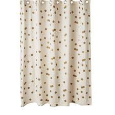 Sandstone Bathroom Accessories by Polka Dot Gold U0026 White Shower Curtain From Ankit Bedroom Beauty