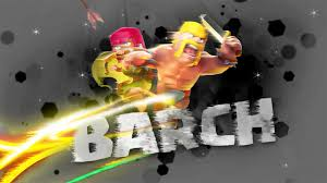 clash of clans hd wallpapers clash of clans art barch attack strategy hd wallpaper background