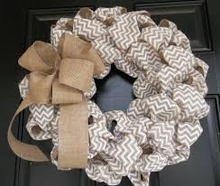 burlap wreath tutorial for beginners