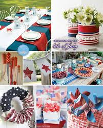 Last Minute 4th of July Decorations and Craft Ideas