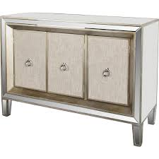 Mirrored Sideboards And Buffets by Nautral Wood Miorrored Buffet
