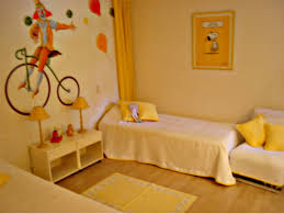 Bedroom Decorating Ideas Yellow Wall Ideas For Childrens Bedrooms Zamp Co
