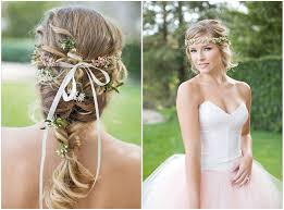 bridal wedding hairstyle for long hair great ideas for beautiful wedding hairstyles the snapknot blog