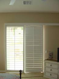 Bypass Shutters For Patio Doors Plantation Shutters For Sliding Glass Doors Plantation Shutters