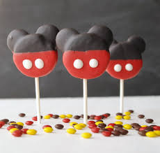 mickey mouse oreo pops endlessly inspired