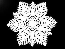 how to make paper snowflakes snowflake decorations the