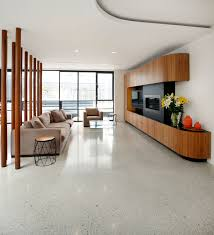 polished concrete floor in dover heights resin flooring sydney
