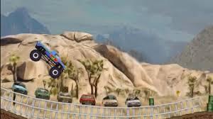monster truck games video monster truck trip 3 monstrer truck game video youtube