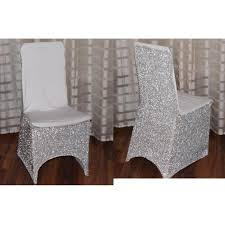 housses de chaises mariage engageant housse de chaise mariage pour banquet fet satin