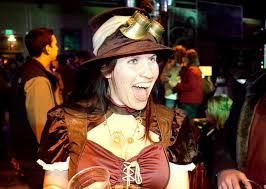discovering steampunk style