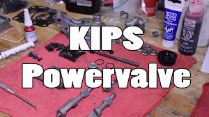 how it works kawasaki kips powervalve youtube