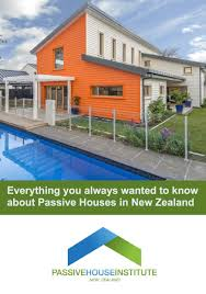 House Design Software Free Nz by Passive House Institute New Zealand