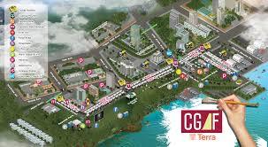 Festival Map Map U2013 Coconut Grove Art Festival