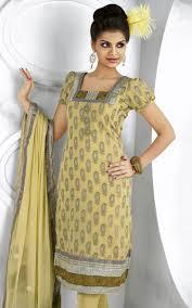 salwar kameez dupatta dress design patterns for girls 2011 fashion