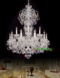 modern big chandelier lamps european candle chandeliers versailles