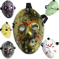 halloween masquerade mask online get cheap halloween hockey mask aliexpress com alibaba group