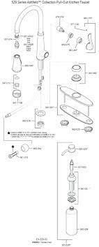 leaking moen kitchen faucet moen kitchen faucets repair notor me