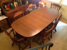 maple dining room table hale rock maple dining room table furniture in schenectady ny
