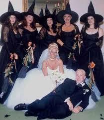 Bridesmaid Halloween Costume Halloween Wedding Http Marriagereceptionideas Halloween