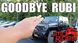 jeep wrangler water leak saying goodbye to my 2017 jeep wrangler rubicon water leak