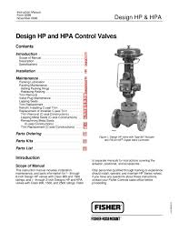 hp hpa instruction manual nov 2000 by rmc process controls