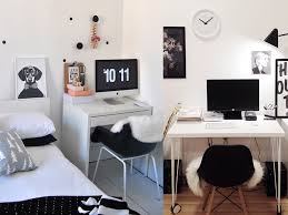 Desk Small Spaces Ikea Desks For Small Spaces Amys Office