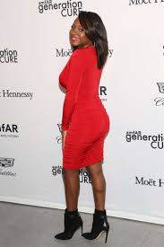 naturi naughton 2016 amfar generationcure holiday party in ny