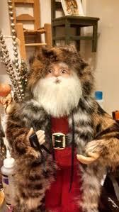 Santa Claus Dolls Handmade - handmade ooak santa 19 by pritchett my ooak santa