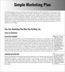 Microsoft Business Plan Templates Marketing Plan Template Word Business Letter Template