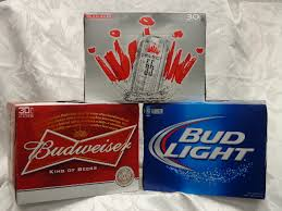 how much does a pallet of bud light cost bud light select 55 30 pack cans
