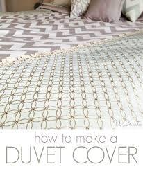 Duvet Diy Making Duvet Cover How To Make A Duvet Cover Real Inspired My Diy