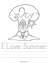 summer worksheets worksheets releaseboard free printable
