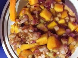 Mango Bomb ceviche con mango bomb yelp