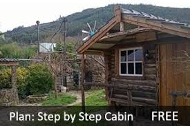 log cabin plan 19 beautiful small log cabin plans with detailed
