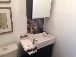 1 2 Bathroom Design Photos Diy Tiny 1 2 Bath Isn U0027t Scary Anymore