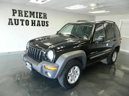 used cars jeep liberty 2003 used jeep liberty 2003 jeep liberty sport 4wd suv with