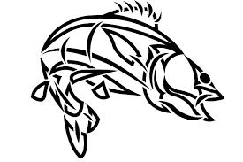tribal walleye fish by ojibway doko on deviantart