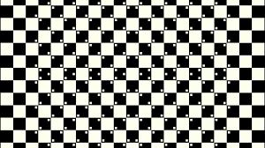 checkered optical illusions wallpaper 54137