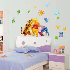 33 60cm new arrival winnie the pooh cartoon wall stickers