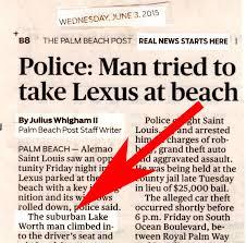 lexus of palm beach jobs wes blackman u0027s city of lake worth palm beach post reporter julius