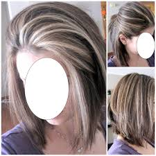 fine graycoming in of short bob hairstyles for 70 yr old 25 short haircuts and colors dimensional highlights highlighted