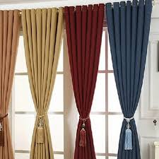 Black Out Curtain Fabric Blackout Linen Curtain Fabric