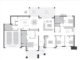 one floor house plans with wall of windows small double storey